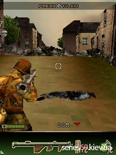 Brothers In Arms 3d Symbian
