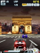 Asphalt 4 3D: Elite Racing