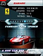 Asphalt 4 3D: Elite Racing