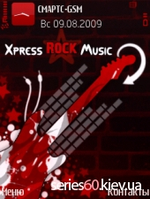 Xpress Rock Music(RED) By Evil Slayer