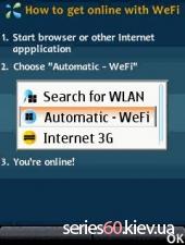 Wifi нокиа программу для