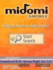 Midomi Mobile 3.1.1