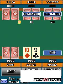 онлайн покер symbian