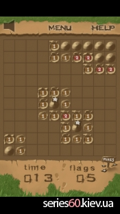 Mine Sweeper Touch 1.0