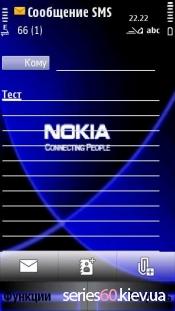 Nokia Blue by Dark Side