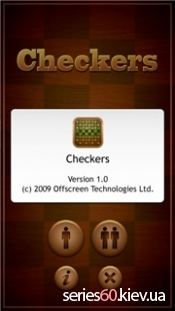 Offscreen Checkers Touch 1.0