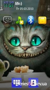 Cheshirie Cat by Mafia and Pengiune