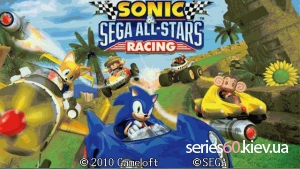 Sonic & Sega All-Stars Racing от Gameloft