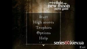 The Twilight Saga New Moon Movie Game