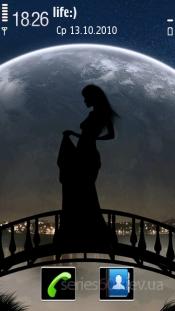 Moon-lady by shawan