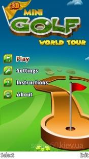 3D Mini Golf World Tour 9.4