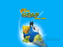 3D Mini Golf World Tour [320x240]