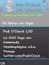 Pod OClock 1.20