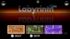 Labyrinth Lite Touch
