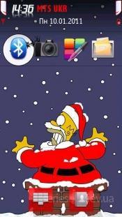 Merry Xmas & Simpson