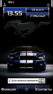 Mustang by Rehman