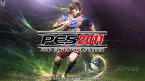 Pro Evolution Soccer 2011 For 9.4