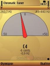 Chromatic Tuner v.0.25