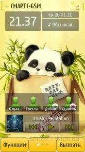 Panda By Neda25