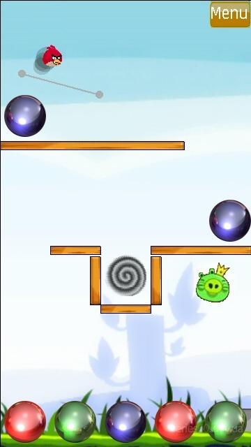 Angry Birds На Symbian 3