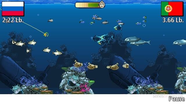 все симуляторы рыбалки сверху nokia
