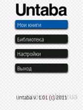 Untaba beta 1.01