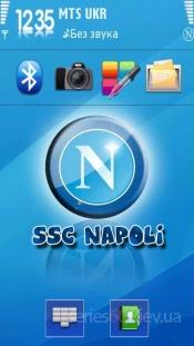 SSC Napoli blue