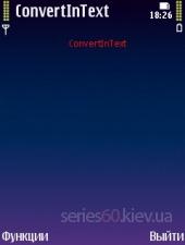 ConvertInText v.0.7