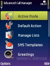 Advanced Call Manager v.2.77.273