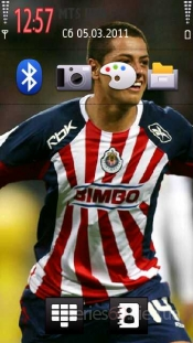 chicharito chivas