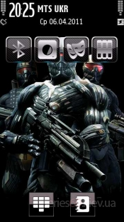 CRYSIS by ZILAM