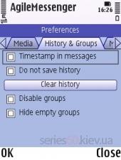 Agile Messenger 3.86