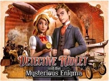 Описание игры Детектив Ридли и Загадка Века (Detective Ridley and the Mysterious Enigma