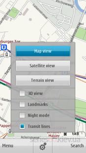 Nokia Ovi Maps v.3.06.587 Nokia 5228