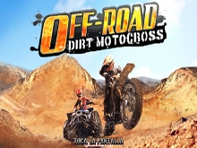 Off-Road Dirt Motocross