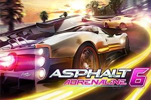 Asphalt 6: Adrenaline HD v.v.1.01(1)