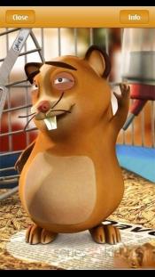 Dave the Waffling Hamster v.1.00