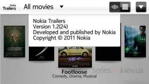 Nokia Trailers v.1.02.24