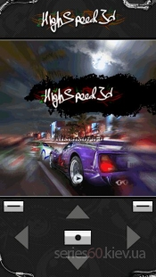 High Speed 3D(for Symbian 9.4)