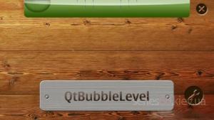 Qt Bubble Level v1.2