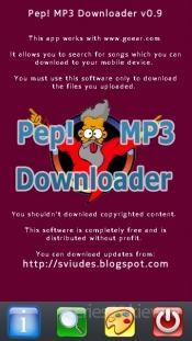 MP3 Downloader 0.9
