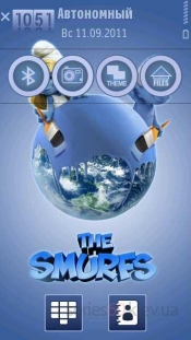 The Smurfs by AloneBoy96
