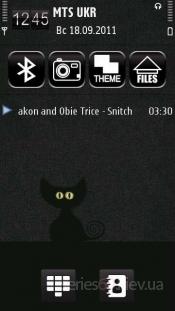 Black Cat by Alkan73