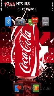 Classic Coca-cola by Daniel