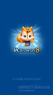 UCWeb browser v.8.0.3.107 official