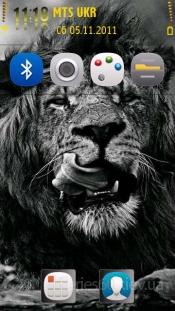 Lion by Hank