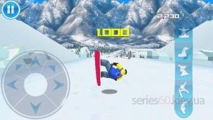 Прыжки со сноубордом