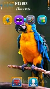Parrot by Sevimlibrads