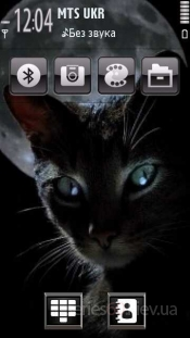Black cat by Galina53