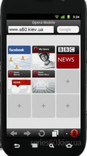 Opera Mini 6.0.2 (2011)